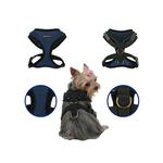 View Image 2 of Superior Dog Harness by Puppia - Royal Blue
