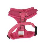 View Image 2 of Superior Soft Harness by Puppia - Pink
