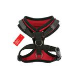 View Image 1 of Superior Soft Harness by Puppia - Red