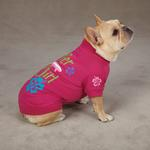 View Image 3 of Surf's Up Dog T-Shirt - Surfer Girl