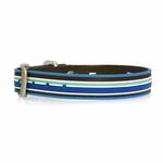 View Image 1 of Tahitian Sky Classic Stripe Dog Collar