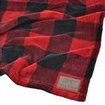 Tall Tails Fleece Dog Blanket Hunters Plaid Baxterboo