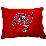 View Image 1 of Tampa Bay Buccaneers Dog Bed