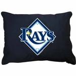 View Image 1 of Tampa Bay Rays Dog Bed