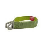 View Image 1 of Tazlab Safe-T-Stretch Dog Collar - Gunks Green