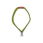 View Image 2 of Tazlab Safe-T-Stretch Dog Collar - Gunks Green
