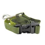View Image 1 of Tazlab Slide-Tech Dog Leash - Gunks Green