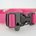 View Image 2 of Tazlab Slide-Tech Dog Leash - Lover's Leap Pink