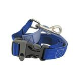 View Image 1 of Tazlab Slide-Tech Dog Leash - New River Blue
