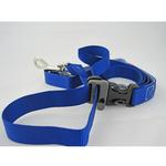 View Image 2 of Tazlab Slide-Tech Dog Leash - New River Blue