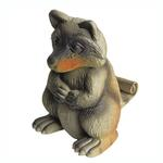 View Image 1 of Team Realtree Squeeze Meeze Raccoon Dog Toy
