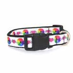 View Image 2 of Technicolor Love Dog Collar