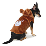 View Image 2 of Teddy Bear Dog Coat by Dogo