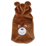 View Image 1 of Teddy Bear Dog Coat by Dogo