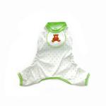 View Image 1 of Teddy Bear Dog Pajamas - Green