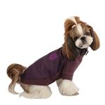 View Image 3 of Tender Dog Sweater Set by Puppia - Purple