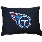View Image 1 of Tennessee Titans Dog Bed