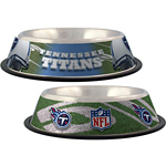 View Image 1 of Tennessee Titans Dog Bowl