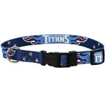View Image 1 of Tennessee Titans Dog Collar