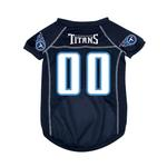 View Image 1 of Tennessee Titans Dog Jersey