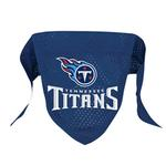View Image 1 of Tennessee Titans Mesh Dog Bandana