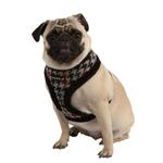 View Image 1 of Tessell Dog Harness by Puppia - Black