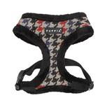 View Image 3 of Tessell Dog Harness by Puppia - Black