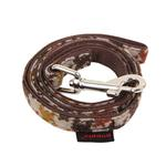 View Image 1 of Tessell Dog Leash by Puppia - Brown