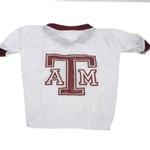 View Image 1 of Texas A&M Dog Jersey - White