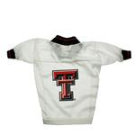 View Image 1 of Texas Tech Dog Jersey - White