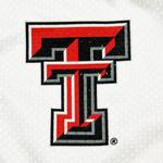 View Image 3 of Texas Tech Dog Jersey - White