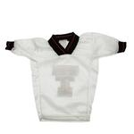 View Image 2 of Texas Tech Dog Jersey - White