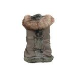 View Image 1 of The Aspen Coat by NY Dog - Gray
