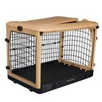 View Image 1 of The Other Door Steel Dog Crate - Tan