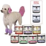 View Image 2 of Top Performance Dog Hair Dye Gels