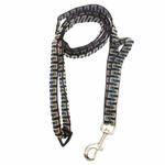 View Image 1 of Traffic Control Dog Leash - Black Stairs