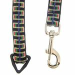 View Image 2 of Traffic Control Dog Leash - Black Stairs