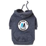 View Image 1 of Transit Dog Hoodie - Gray