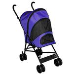 View Image 1 of Travel Lite Pet Stroller - Lavender