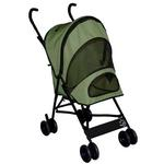 View Image 1 of Travel Lite Pet Stroller - Sage
