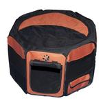 View Image 1 of Travel Lite Soft-Sided Pet Pen - Copper