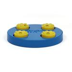 View Image 1 of Treat Wheel Puzzle Dog Toy by Kyjen