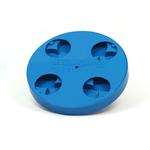 View Image 2 of Treat Wheel Puzzle Dog Toy by Kyjen