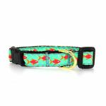 View Image 1 of Tropical Fish Cat Collar by Up Country