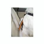 View Image 2 of Kurgo Tru-Fit Smart Harness Seatbelt Loop - Black