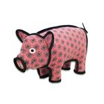 View Image 1 of Tuffy Dog Toys Barnyard Series - Pig