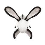 View Image 3 of Tuffy Dog Toys Barnyard Series - Radish the White Rabbit