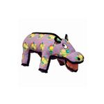View Image 1 of Tuffy Dog Toys Zoo Series - Hippo