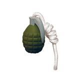 View Image 1 of Tuffy Rugged Rubber Dog Toys - Grenade
