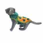 View Image 4 of Turtle Hoodie Dog Harness Costume